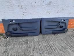 Par de Forros de Porta Gol G4 2 portas Original