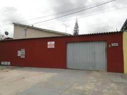 Aluguel - Casa com 02 quartos Avenida Mineira, Nova Era