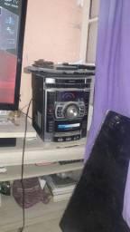 Vendese um aparelho de som da sony