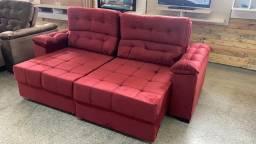 Sofa pronta entrega parcelo em 10x