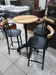 Bistrô Milena Com 3 cadeiras