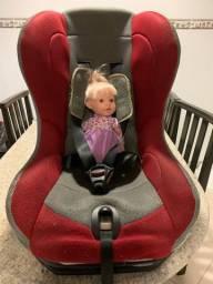 Cadeirinha infantil para carro até 25kg