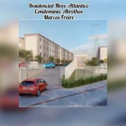 EJ Apartamento em Marcos Freire Jaboatão por 95 mil Entrada em até 60 meses