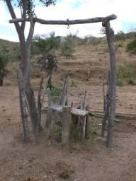 Área de garimpo de esmeralda com 10 hectares localizada no garimpo de Socotó-Bahia