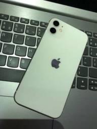 Iphone 11 branco 64 gb