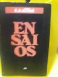 Ensaios_T.S. Elliot R$ 35,00