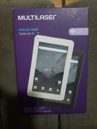 Vendo um Tablet  multilaser M7s Go 16 gigas