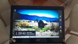 Notebook Acer Intel dual core 2.13GHz, RAM 4Gb, HD 500Gb