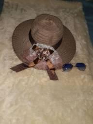 Chapéu de praia novos!!!!