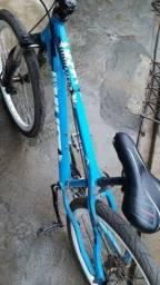 Bicicleta revisada shimano