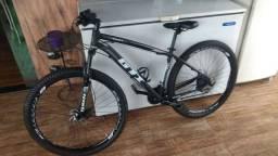 Bike aro 29 freio hidráulico tamanho 17