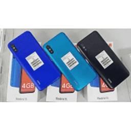 Redmi 9i Preto/Azul 4+64gb
