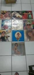 Excelente coleção com 10 LP/Vinil de Elba Ramalho novíssimos