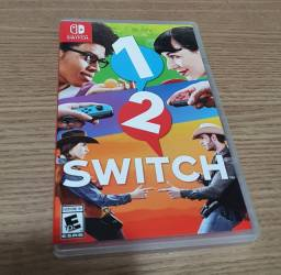 Jogo 1-2 Switch para Nintendo Switch