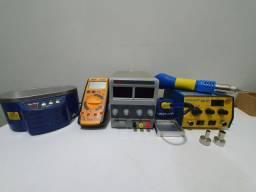 Kit bancada manutenção celular /