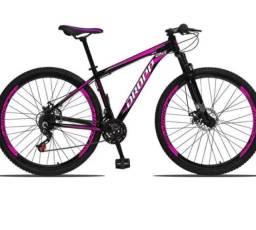 Bicicleta Aluminum Aro 29