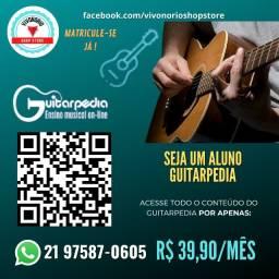 Título do anúncio: Seja um aluno do Guitarpedia, um dos melhores cursos do Brasil
