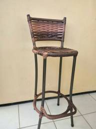 Cadeiras de fibras