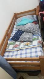 Cama tokstok +cama auxiliar