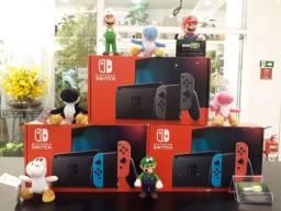 Nintendo Switch | Retire Hoje | Loja Física | 12X |