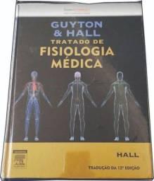Título do anúncio: Fisiologia médica- guyton & hall 12 edição