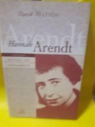 Hannah Arendt_david Watson R$ 35,00