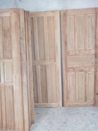 Portas de compensado, portas de madeira, Alisar, Aduelas é Janelas