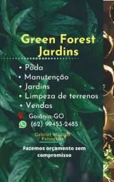 Serviços de jardim em geral