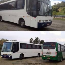 Ônibus Busscar Ell buss 340