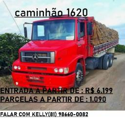 Título do anúncio: Caminhão 1620
