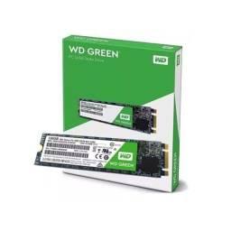 SSD SATA M.2 2280 Wd Green 120GB