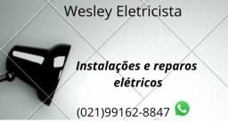 Título do anúncio: Eletricista Predial e Residencial