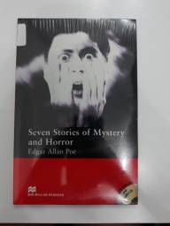 Seven Stories Of Mystery And Horror - Com CD