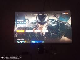 TV Samsung UHD 4K Crystal 65 polegadas