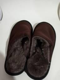 Pantufas de inverno