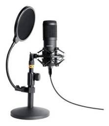 Microfone Profissional Para Podcast Usb Sudotack
