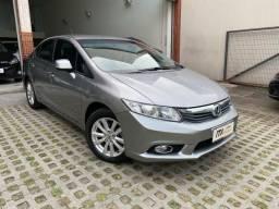 Civic 1.8 LXS Aut 2014 + Multimidia