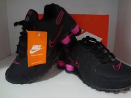 Nike Shox NZ Importado Aceitamos Cartões
