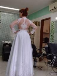 Vestido de noiva ou para 15 anos