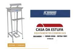 seladora de pedal bivolt = 1 ano garantia nova