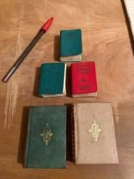Dicionários antigos - colecionador