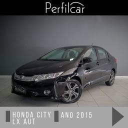Título do anúncio: Honda City LX 14/15 Automático