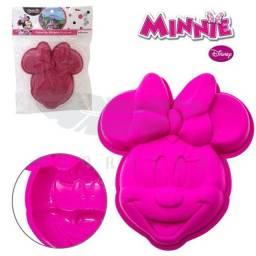 Título do anúncio:  Forma de Silicone Minnie ou Mickey 13 x 11cm