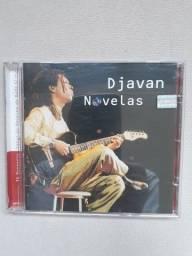 CD original Djavan novelas 15,00