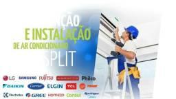 INSTALA CÃO DE AR,  CONSERTO DE GELADEIRA E MÁQUINA DE LAVAR