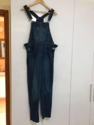 Jardineira jeans TACO