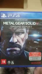 Metal Gear Solid V Zerado