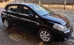 Título do anúncio: Nissan Tiida S muito novinho! Completo