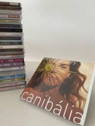 CD - Daniela Mercury - Canibalia