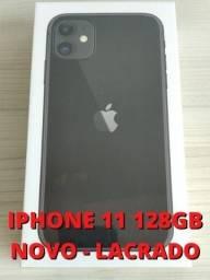 Iphone 11 128gb Novo Lacrado Preto